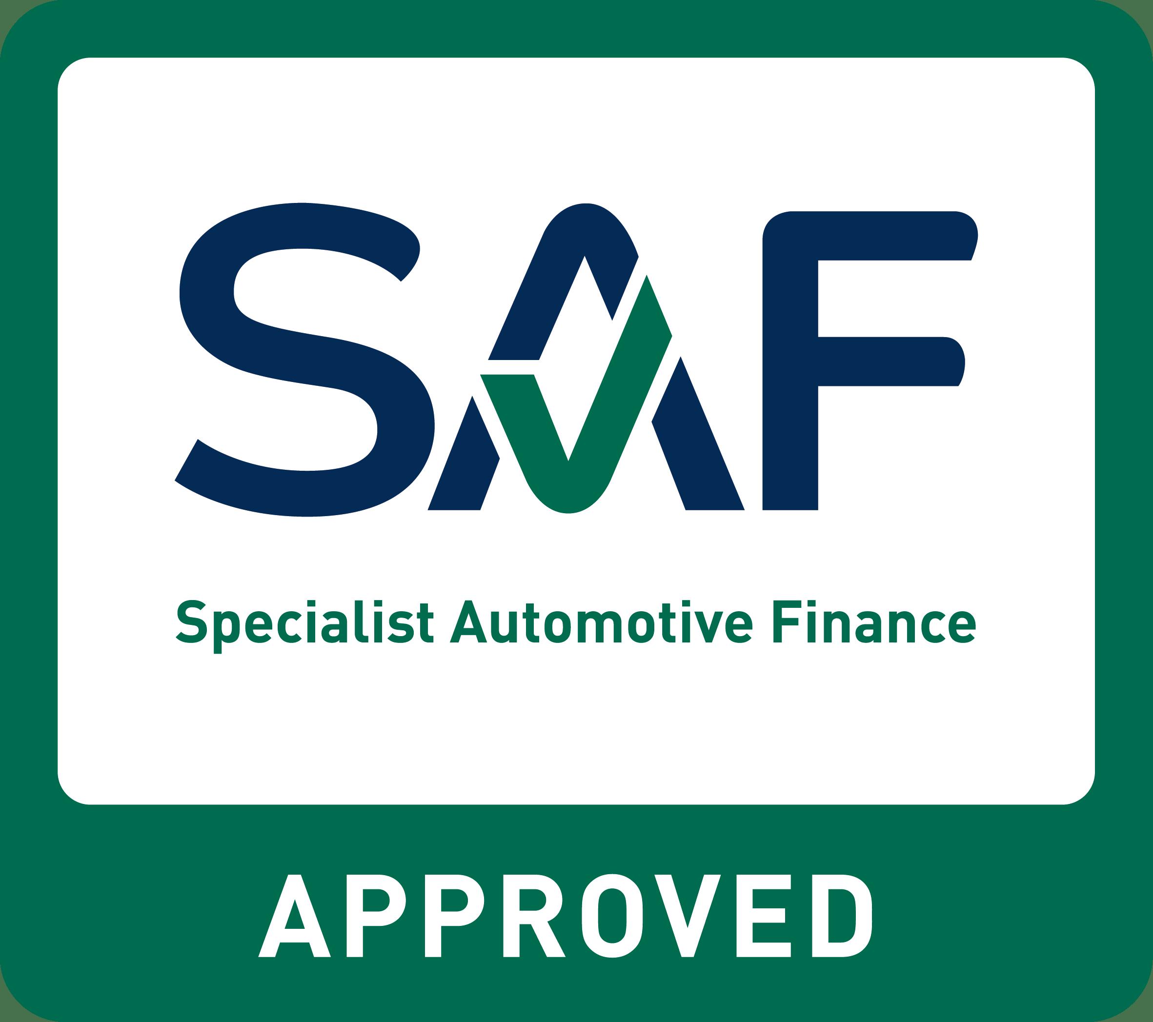Capital Car Finance - SAF approved status